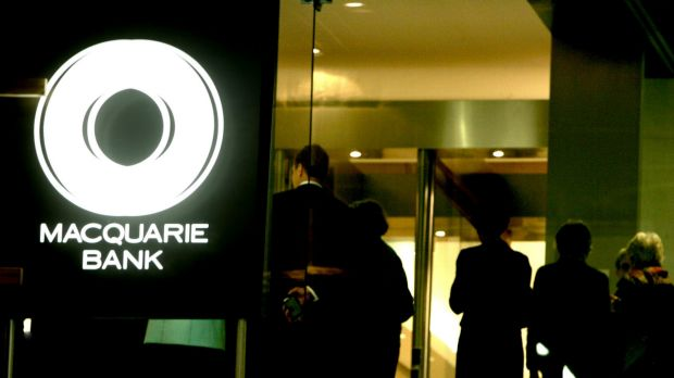 Macquarie Bank said some 6.8 million new shares were issued at a price of $73.50.