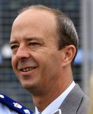 Australian Grand Prix Corporation chief executive Andrew Westacott