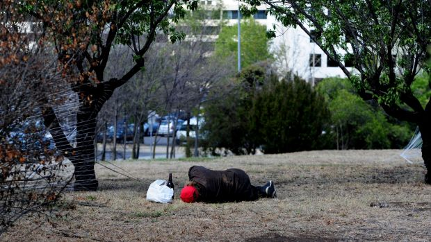 Census data says there are 1785 homeless people in the ACT, but community groups suggest it's much higher.