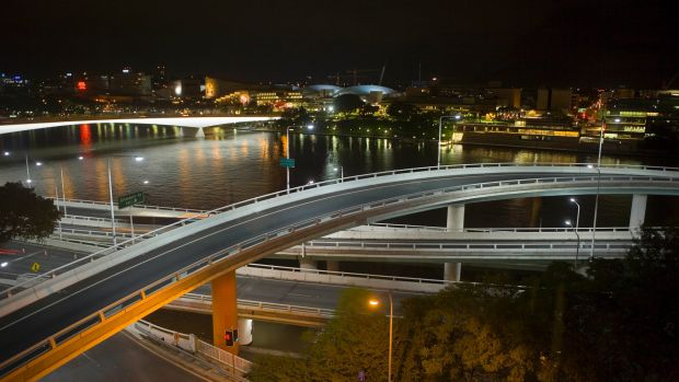 Traffic volumes on most of Transurban's roads have been increasing despite a weaker economy.