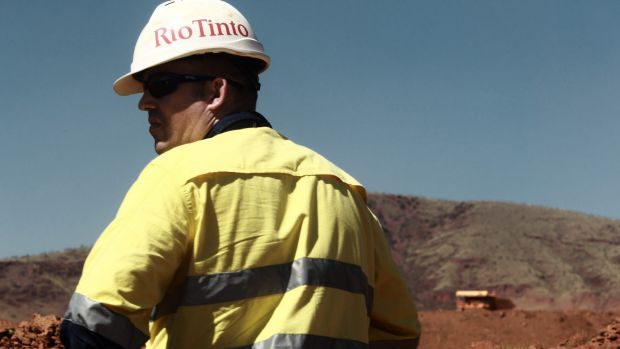 Rio Tinto has reported underlying earnings well ahead of analyst expectations.