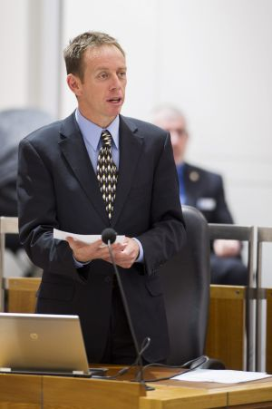 Minister for Territory and Municipal Services Shane Rattenbury sees the service as an opportunity to enhance social ...