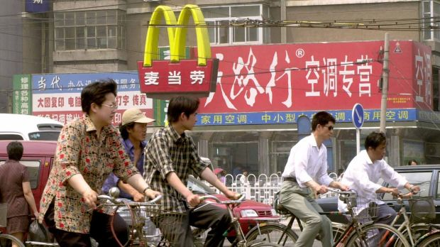 China is just one market where McDonalds has been under fire.