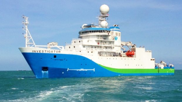 The RV Investigator, Australia's new marine science flagship, could spend half its time tied up at the dock through lack ...
