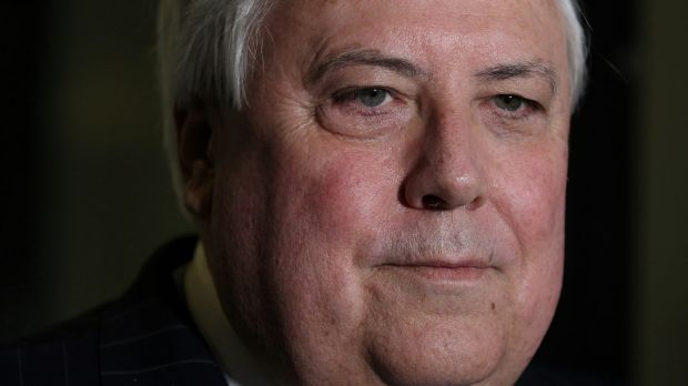 Clive Palmer says there are many world leaders who want to discuss climate change at the G20 in November but can't ...