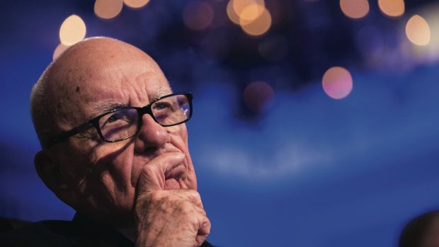 'Walked away': Rupert Murdoch says the Time Warner bid is over.
