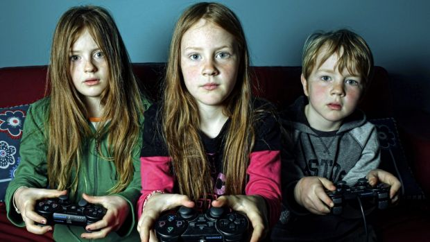 New study has found a regular dose of gaming a day may result in children being better-adjusted and happier