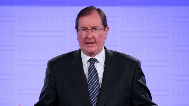 Brian Loughnane has been federal director of the Liberal Party since 2003.