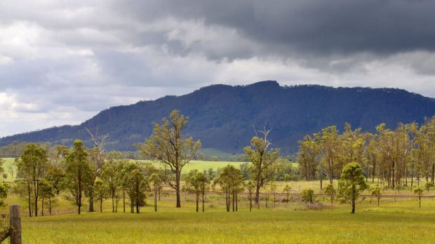 Gloucester Valley: CSG project planned for the region.