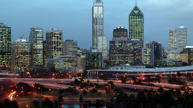 Perth has been adjusting to the exit of fly-in-fly-out workforce after the collapse of the mining boom.