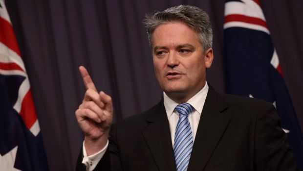 Finance Minister Mathias Cormann says the budget debate should not be a spectator sport and that this is no game.