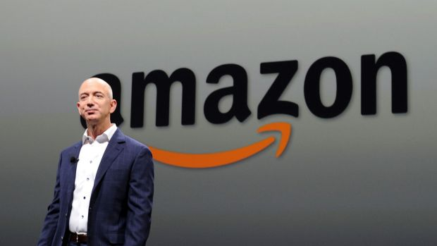 Amazon's chief executive Jeff Bezos: The company closely guards the financial terms of agreements it has with its ...