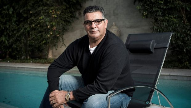 Andrew Demetriou was Acquire Learning's executive chairman in 2014