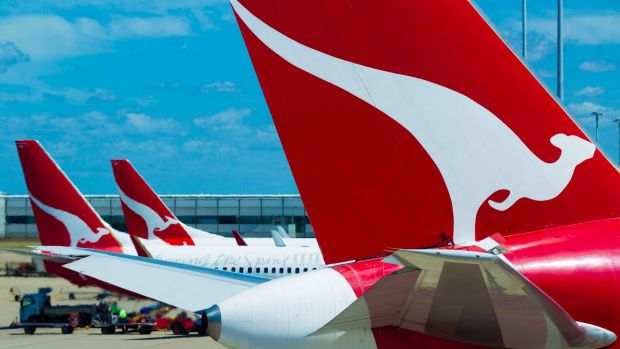 Qantas chief financial officer Gareth Evans says consolidation is the way of the future for the aviation industry.