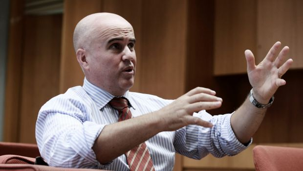 Allegations referred to ICAC: Adrian Piccoli.