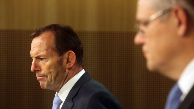 The Abbott government doesn't have a moment to lose in repairing its standing with voters.