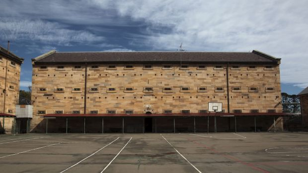 The Parramatta jail was the oldest serving correctional centre in Australia before it was closed in 2011.