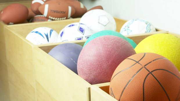 Homophobic language is common in school physical education classes.