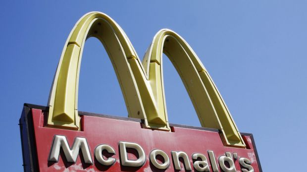 Food scares in Asia, huge competition in the US and the global trend towards healthier eating have hurt McDonald's sales.
