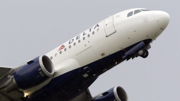 Flying high: Delta topped the AirfareWatchdog.com overall annual rankings.