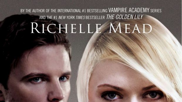 Silver Shadows, by Richelle Mead.