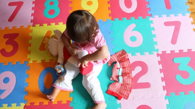 Childcare workers need to be well qualified, say experts.
