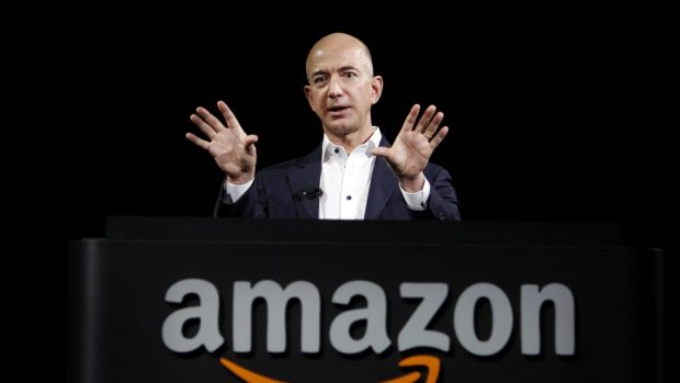 Amazon founder and chief executive Jeff Bezos has demonstrated great determination in its increasing number of pricing ...