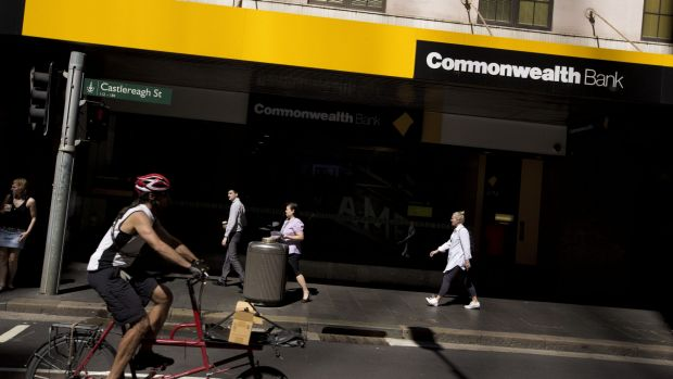 Money for nothing: The CBA can raise cheap capital in world markets and then lend it to you at a higher rate.