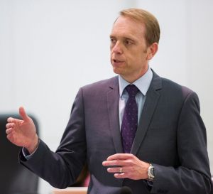 ACT Attorney-General Simon Corbell.