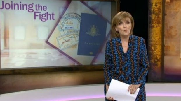 The diplomatic host of <em>Insight</em> on SBS, Jenny Brockie, led the discussion on the Islamic State with a wide range ...