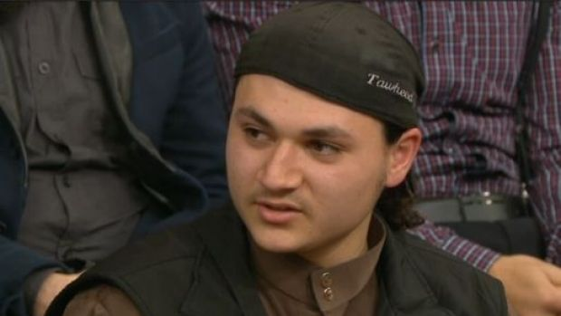 Abu Bakr: claims he was threatened.