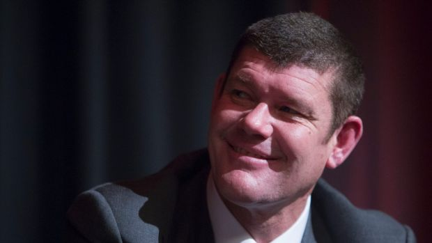 Owning Betfair gives James Packer's Crown control of its Tasmanian bookmaking licence.