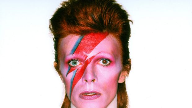 Enduring image: David Bowie found world-wide success as Ziggy Stardust.