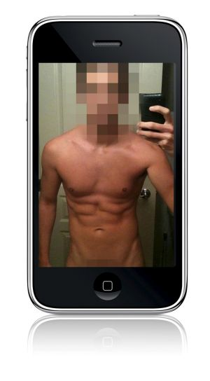 Birth of the naked selfie: There has been an exponential increase in coarseness that has accompanied the exponential ...