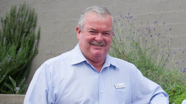 Not democratic: President of Local Government NSW, Keith Rhoades.