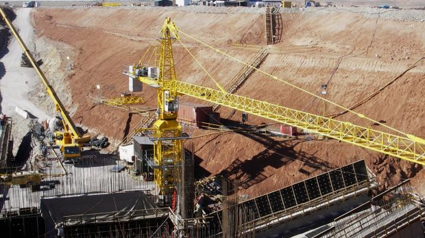The future of Rio Tinto's Oyu Tolgoi project is uncertain as disputes with the Mongolian government continue.