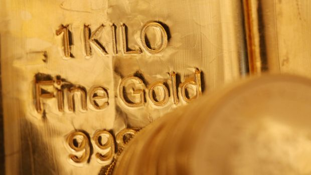The price for bullion has jumped 9.3 per cent this year amid the escalating violence in the Middle East and Ukraine