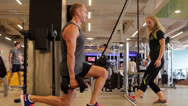 Gym takeover: Ardent Leisure is expanding its fitness footprint.
