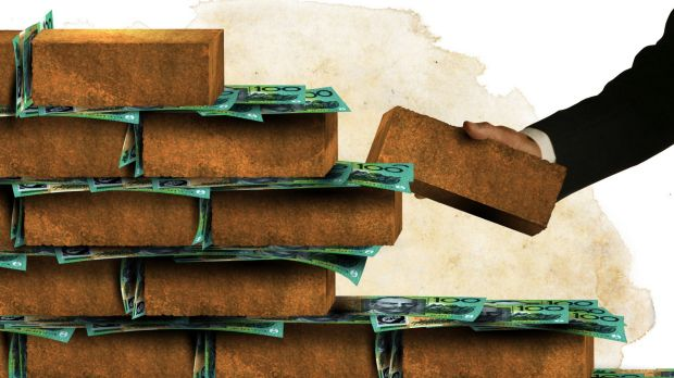 Bricks and mortar: Investors need to remember the property market is cyclical.