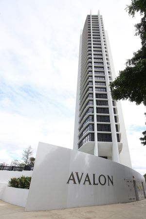 The Avalon Apartments