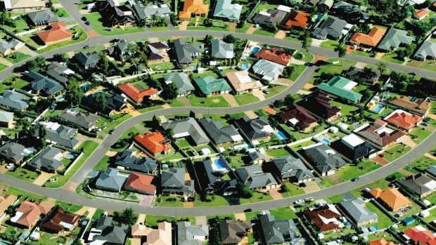 Affluence shifted to vulnerability in master-planned fringe estates in the late 2000s.