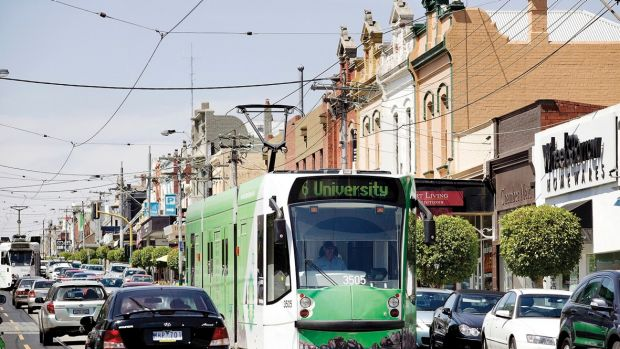 The 16 rail lines and 30 tram lines passing through Melbourne's CBD are just one example of nearly 160 years of capital ...