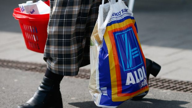ASIC found that Aldi failed to consistently disclose in all of its stores that there is a 0.5 per cent surcharge for ...