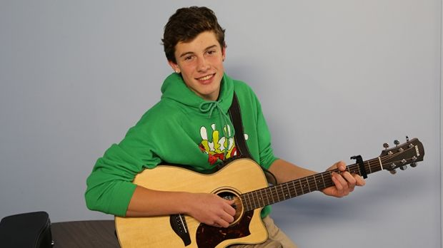 Shawn Mendes made his mark with six-second videos on Vine.