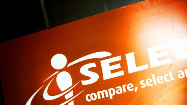 iSelect shares traded down sharply after its full-year result announcement.