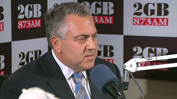 On Friday afternoon, the Treasurer publicly apologised for his comments.