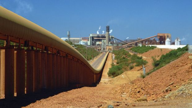 BHP's alumina-aluminium, nickel and manganese operations could be in for a change.