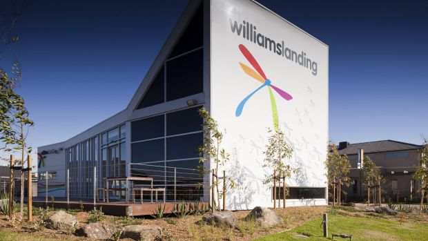 The western suburbs' most exclusive new office space at Williams Landing.