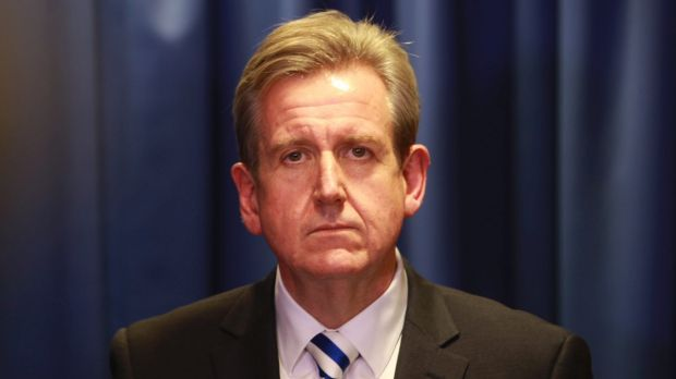 Metadata was instrumental in bringing down Barry O'Farrell in ICAC.