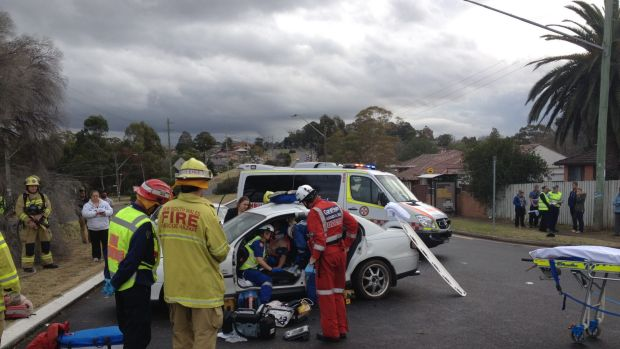 The two passing nurses had already saved the man's life by the time paramedics arrived.